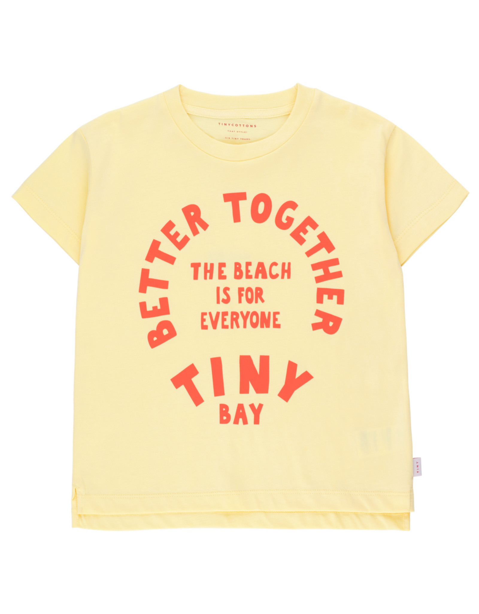 Tinycottons Better Together Graphic Tee