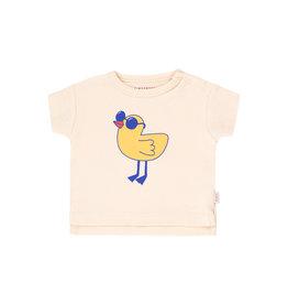 Tinycottons T-shirt Tiny Bird pour bébé