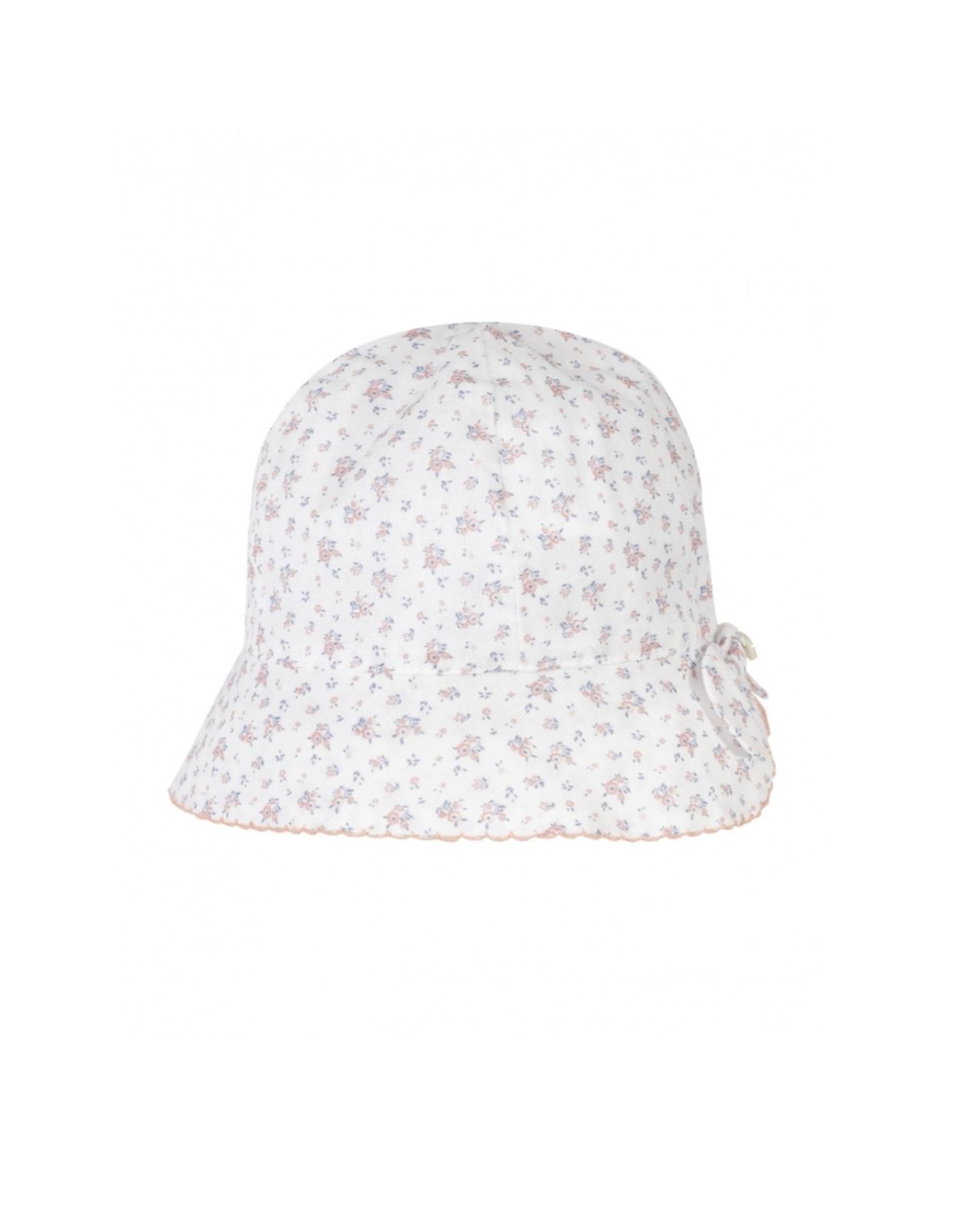Tartine et Chocolat Hat, flowers print