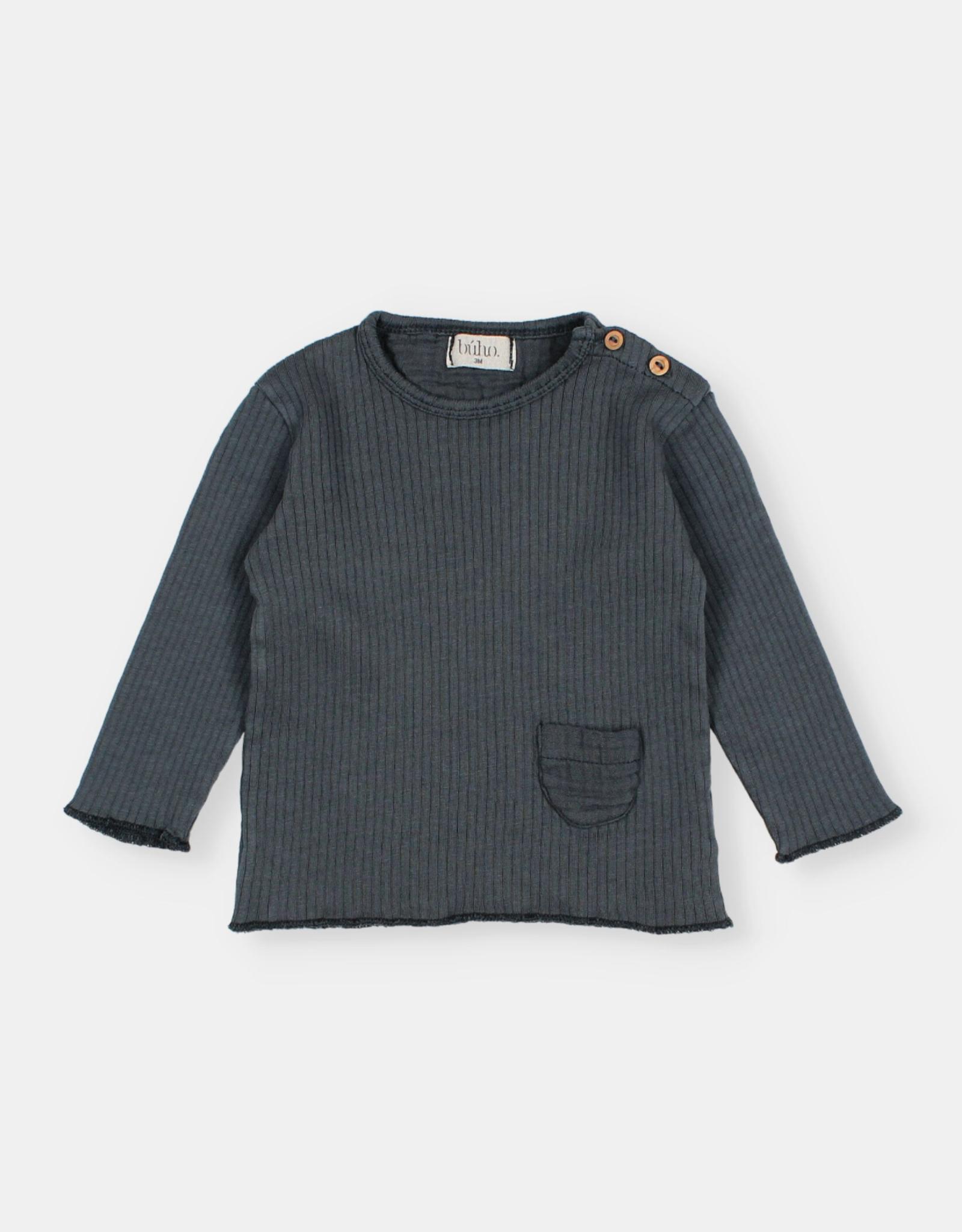 Buho Baby Soft Rib Paris T-shirt