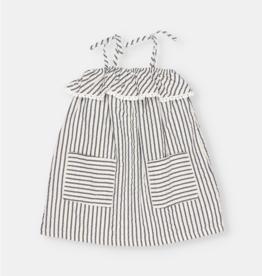 Buho Stripes Pocket Nice Dress