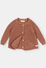 Buho Baby Cotton Knit Peter Jacket