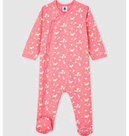 Petit Bateau Cherry Blossoms Pajamas
