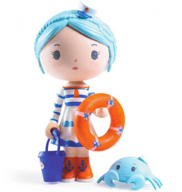 Djeco Tinyly Dolls - Marinette and Scouic