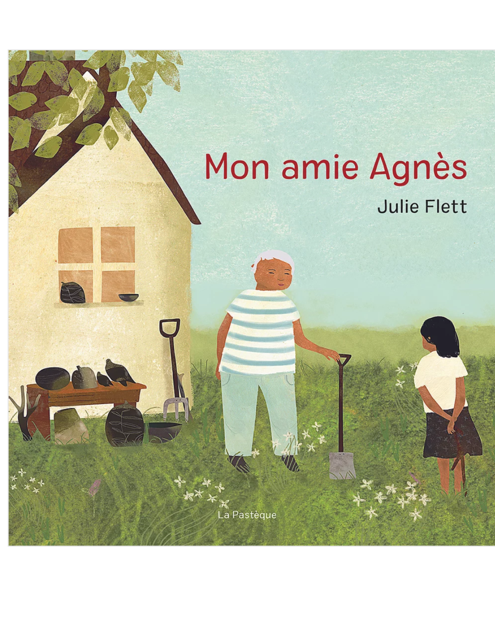 La Pastèque - Mon amie Agnès