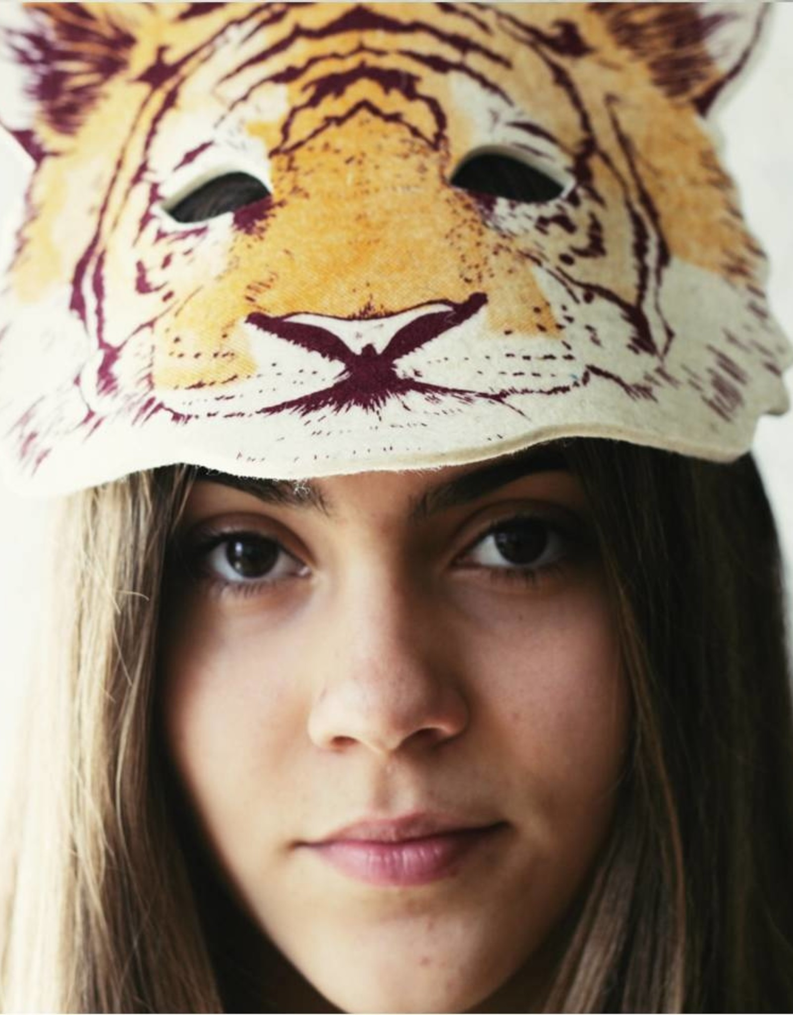 Frida's Tierchen Tiger Mask