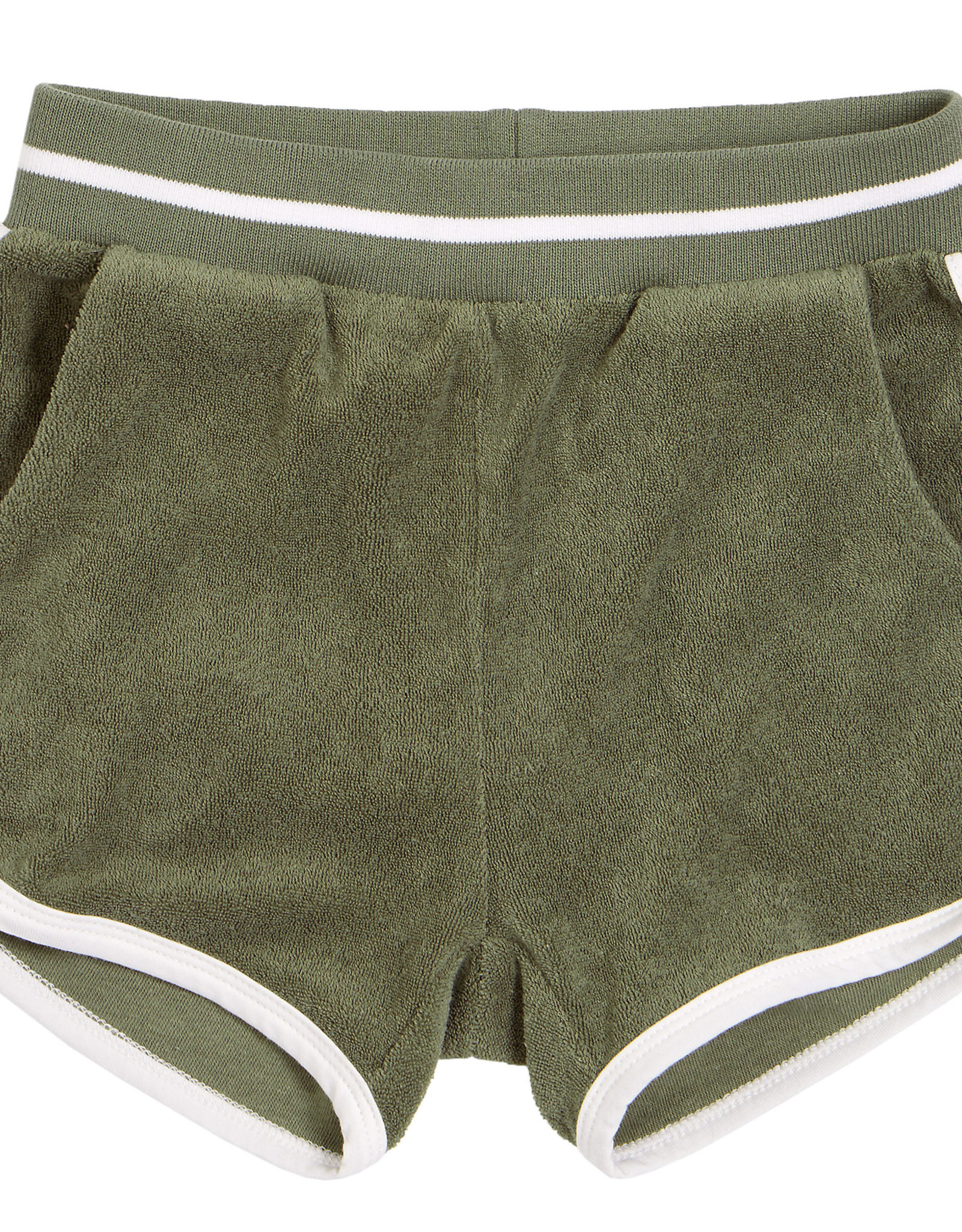Miles Baby Terry Cloth Shorts
