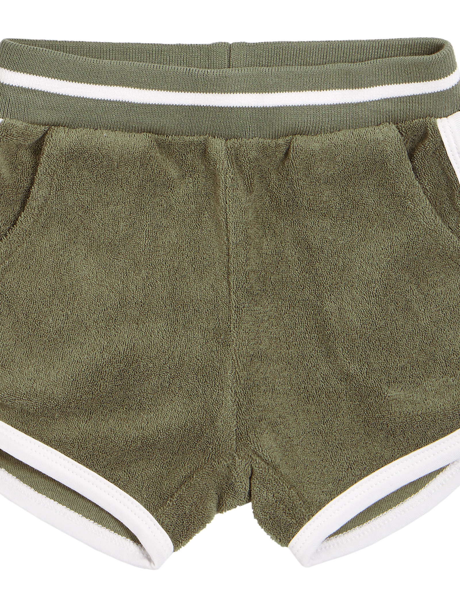 Miles Baby Terry Cloth Baby Shorts