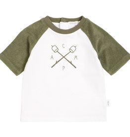 Miles Baby T-shirt Camp pour bébé