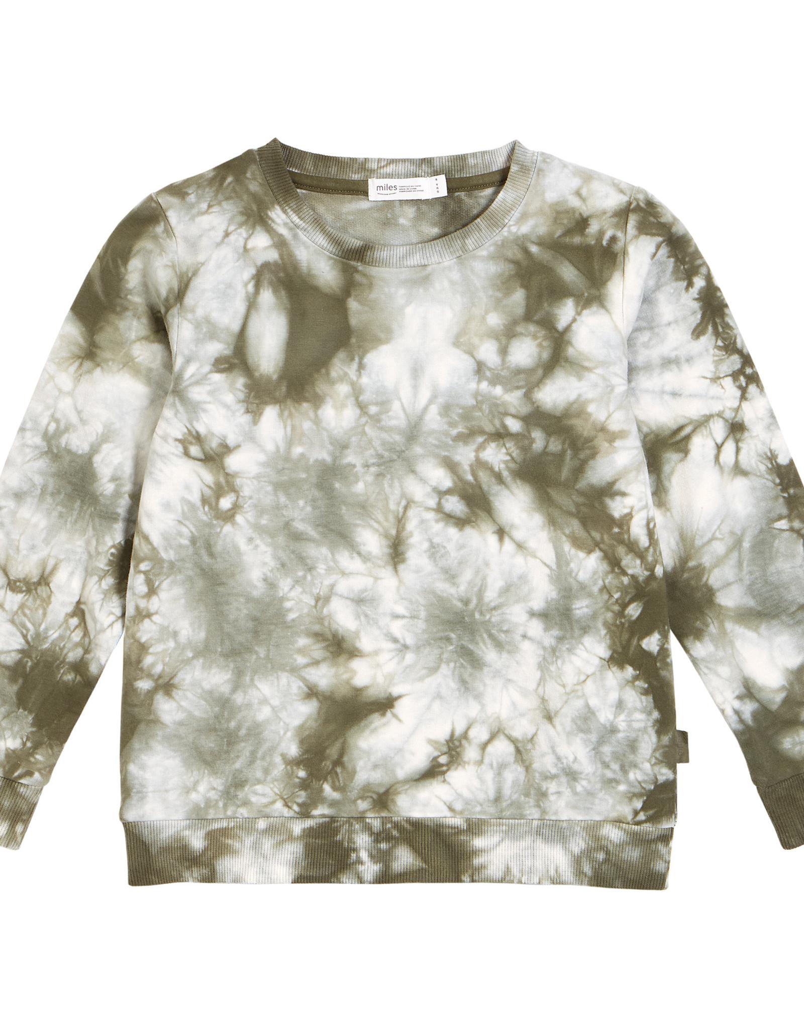 Miles Baby Tie-dye sweater