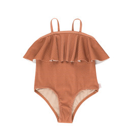 Tinycottons Waves Straps Swimsuit
