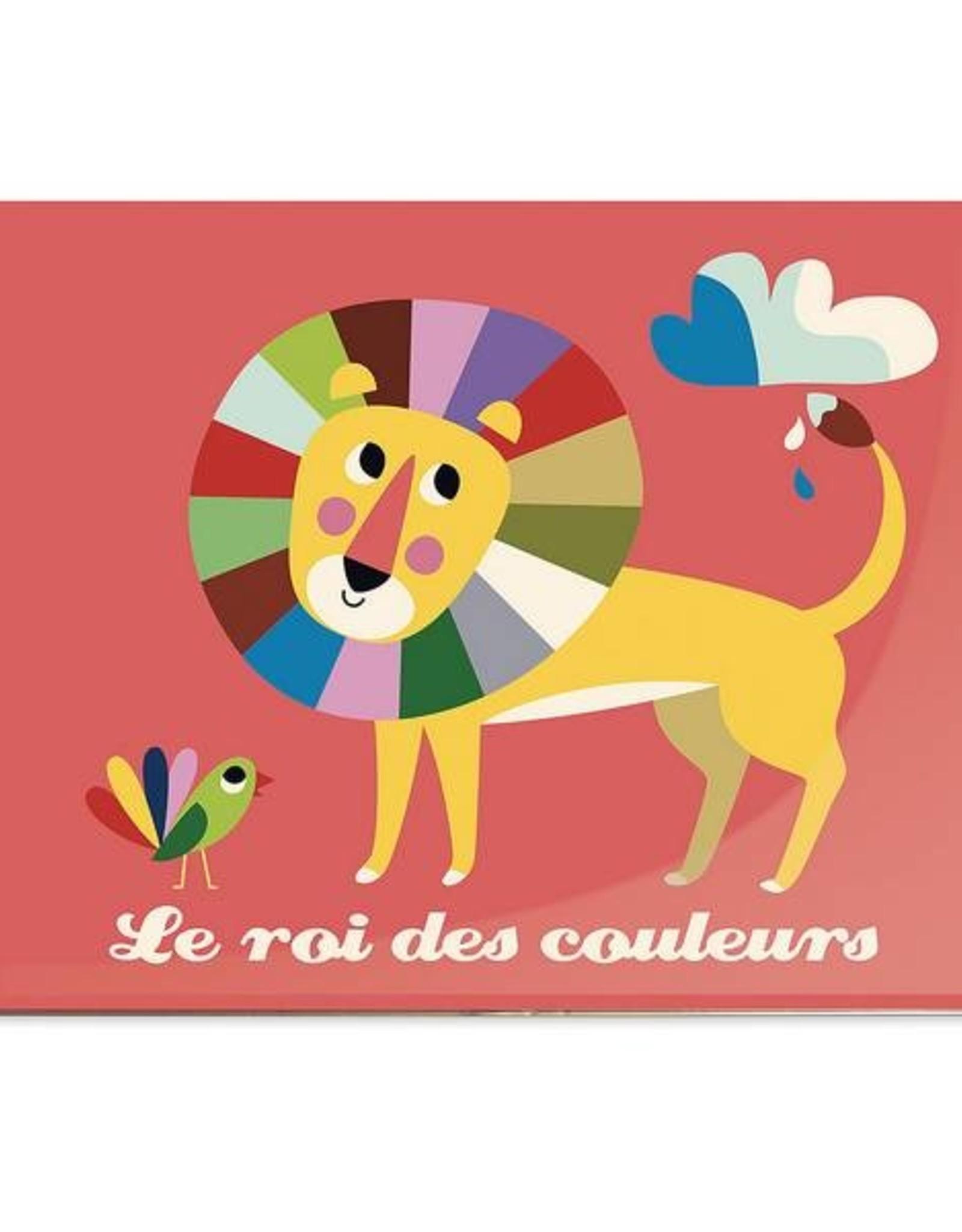 Vilac Boîte de peinture Roi des couleurs