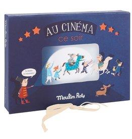 Moulin Roty Movie Night Set - Au cinéma ce soir!