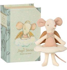Maileg Angel Stories, Big Sister in Book