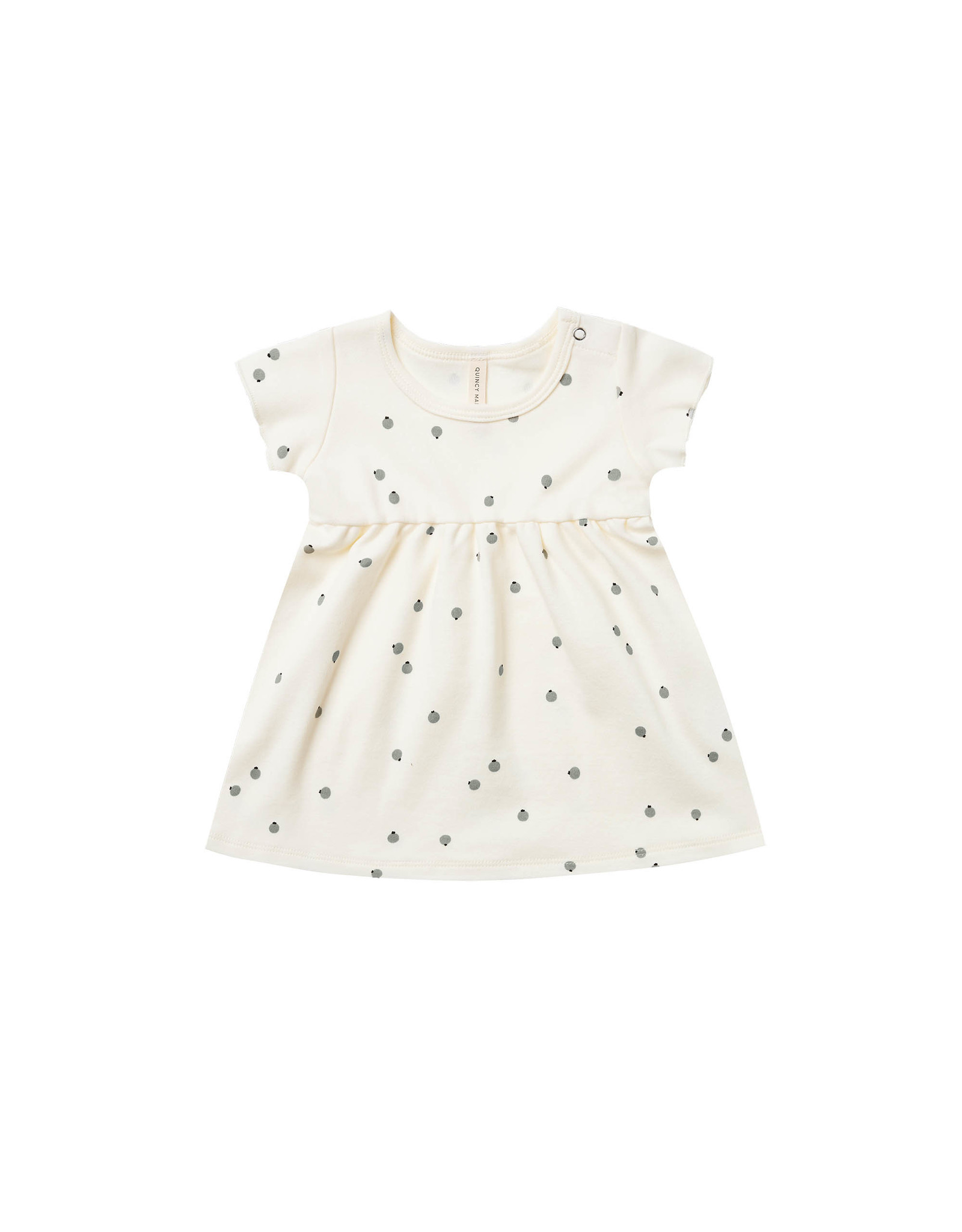 Quincy Mae Short Sleeve Baby Dress