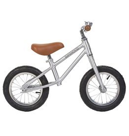 Banwood First Go Balance bike - Chrome Edition