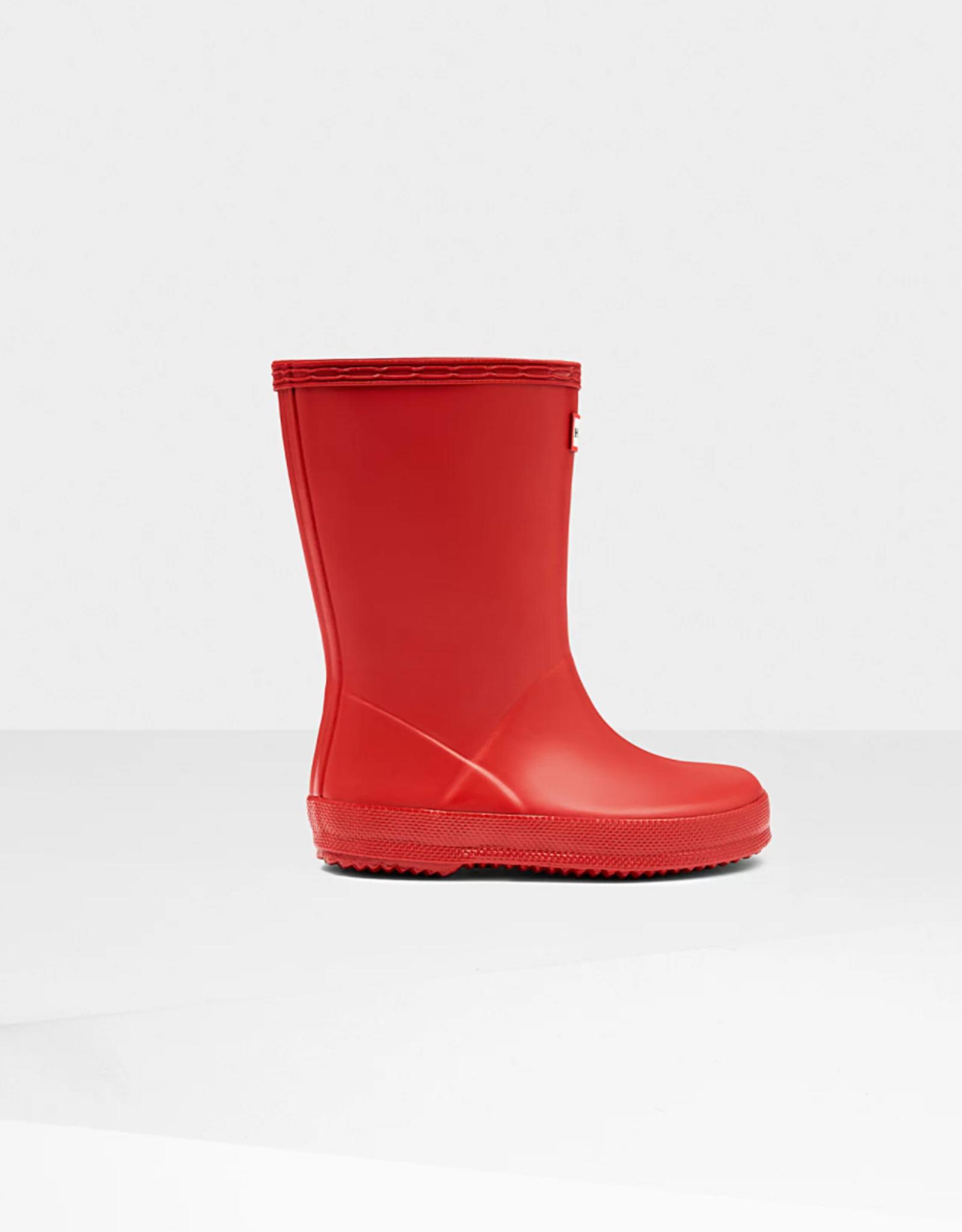 Hunter Original kids classic rain boots