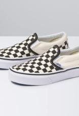 Vans Kids Checkerboard Slip-on