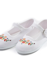 Bonton Embroidered shoes