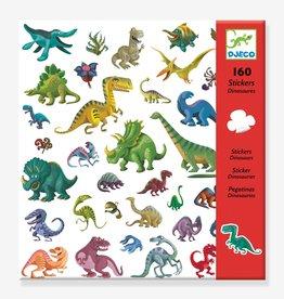 Djeco  Autocollants Dinosaures
