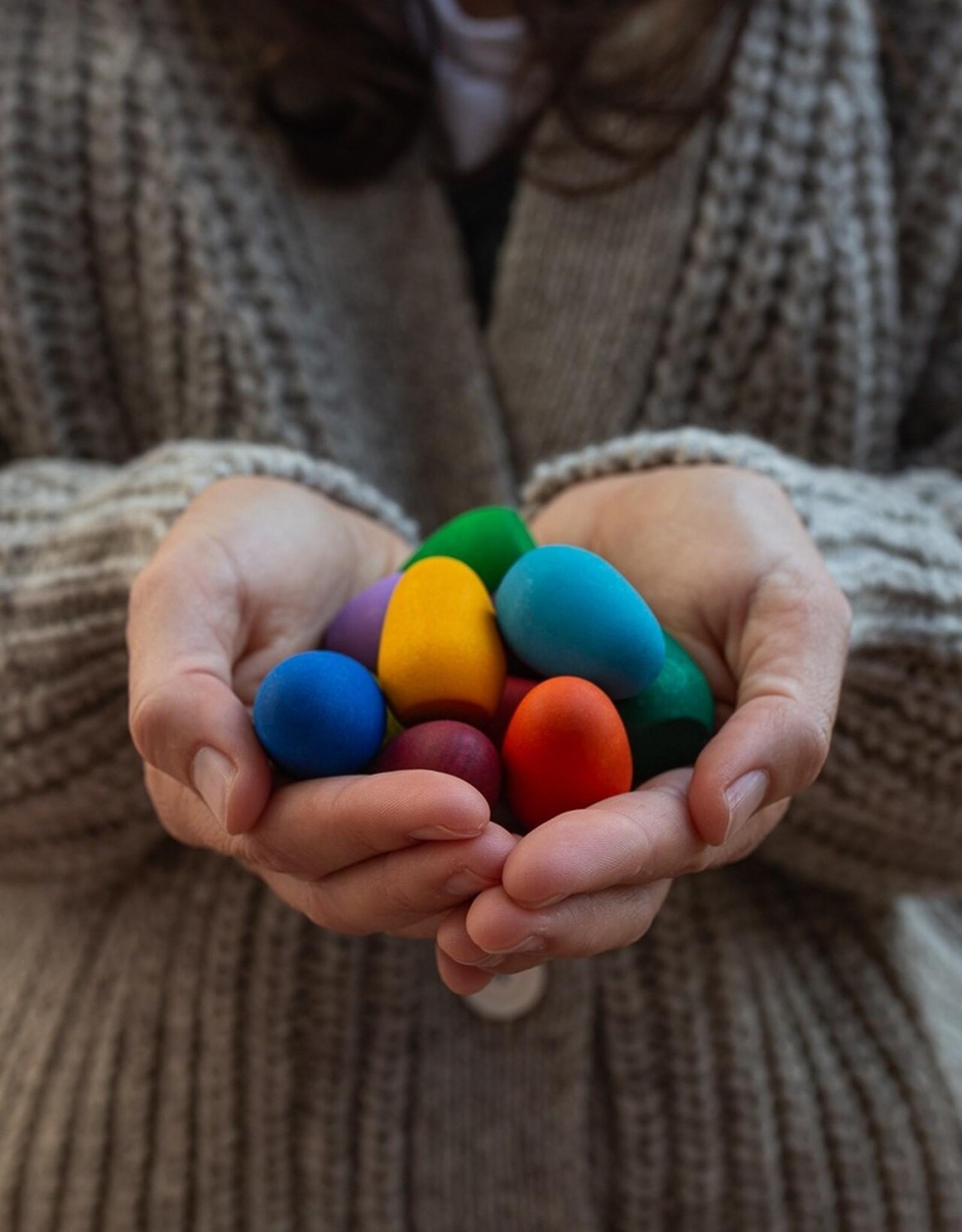Grapat Grapat Mandala Rainbow Eggs