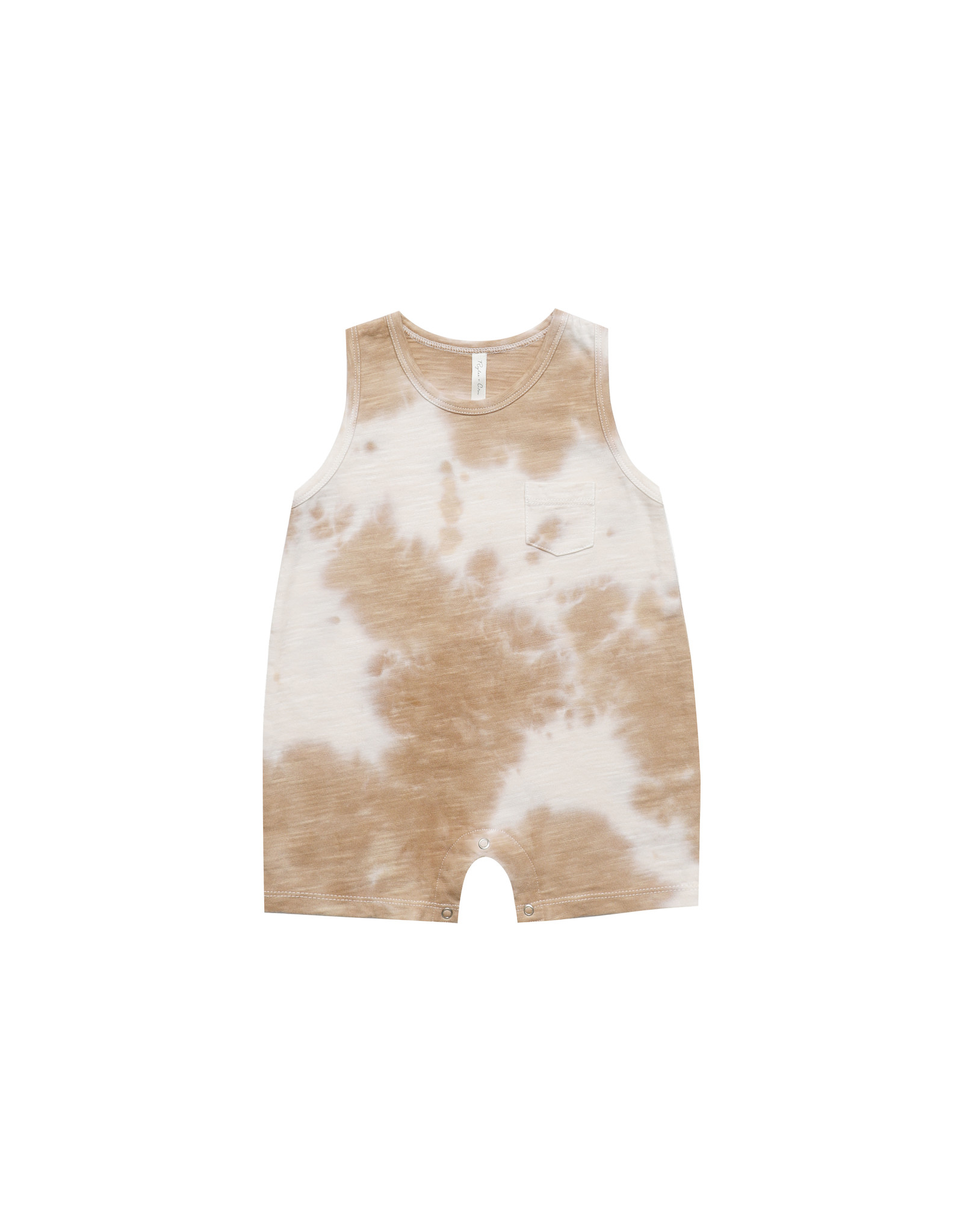 Rylee and Cru Tie Dye sleeveless onepiece