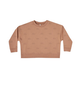 Rylee and Cru Suns boxy pullover