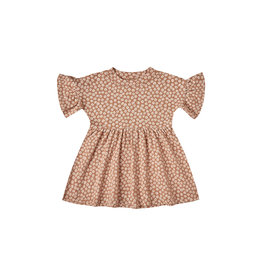 Rylee and Cru Ditsy babydoll dress