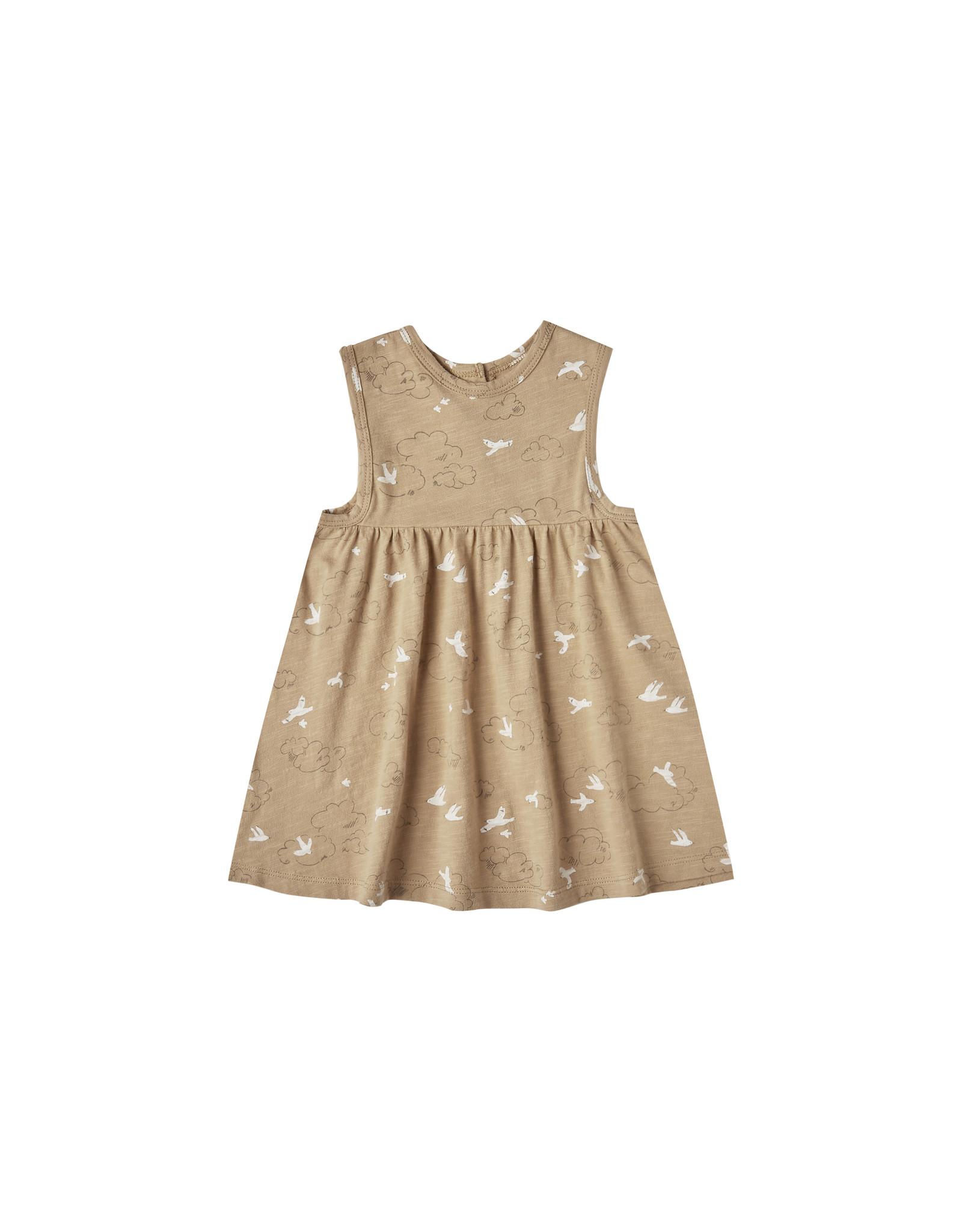 Rylee and Cru Clouds Layla mini dress