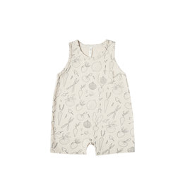 Rylee and Cru Garden sleeveless romper