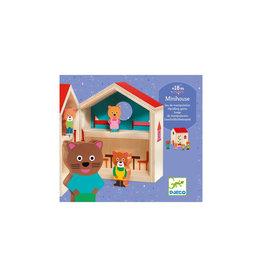 Djeco Minihouse Hangling Game