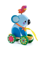 Djeco Pull Along Toy Otto