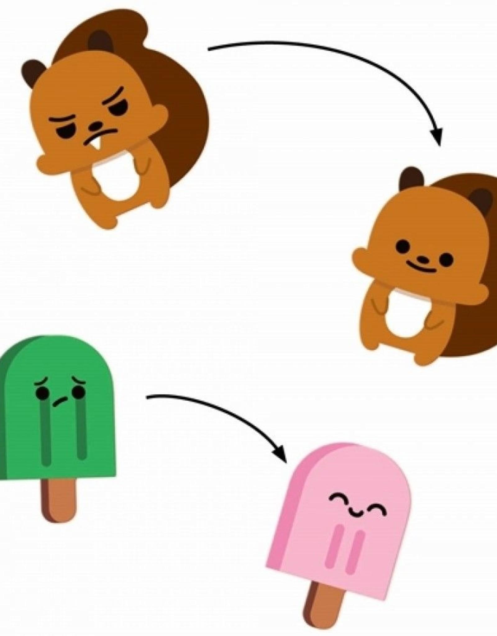 Djeco Animated Stickers