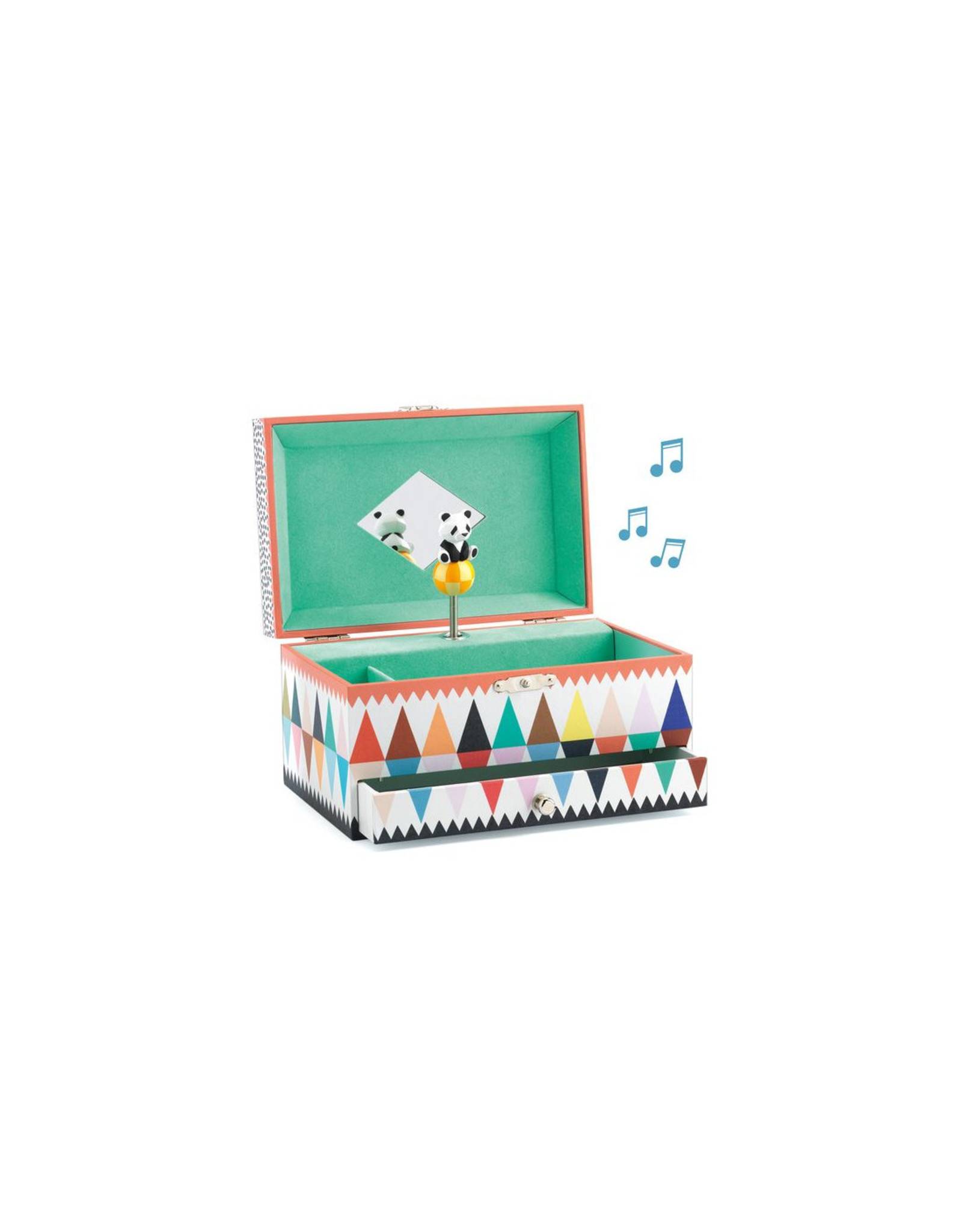 Djeco Music Box Panda's song