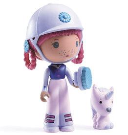 Djeco Joe et Gala - Figurines Tinyly