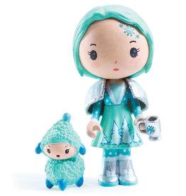 Djeco Cristale et Frizz - Figurines Tinyly