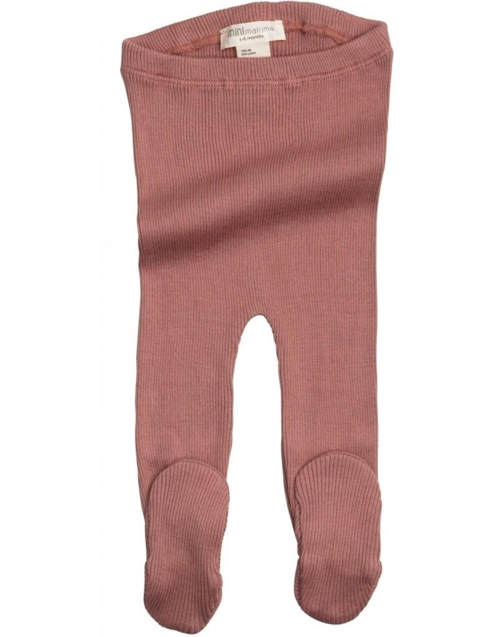 Minimalisma Bamse Footed Leggings