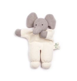 Nanchen Natur Cuddly Animal Elephant