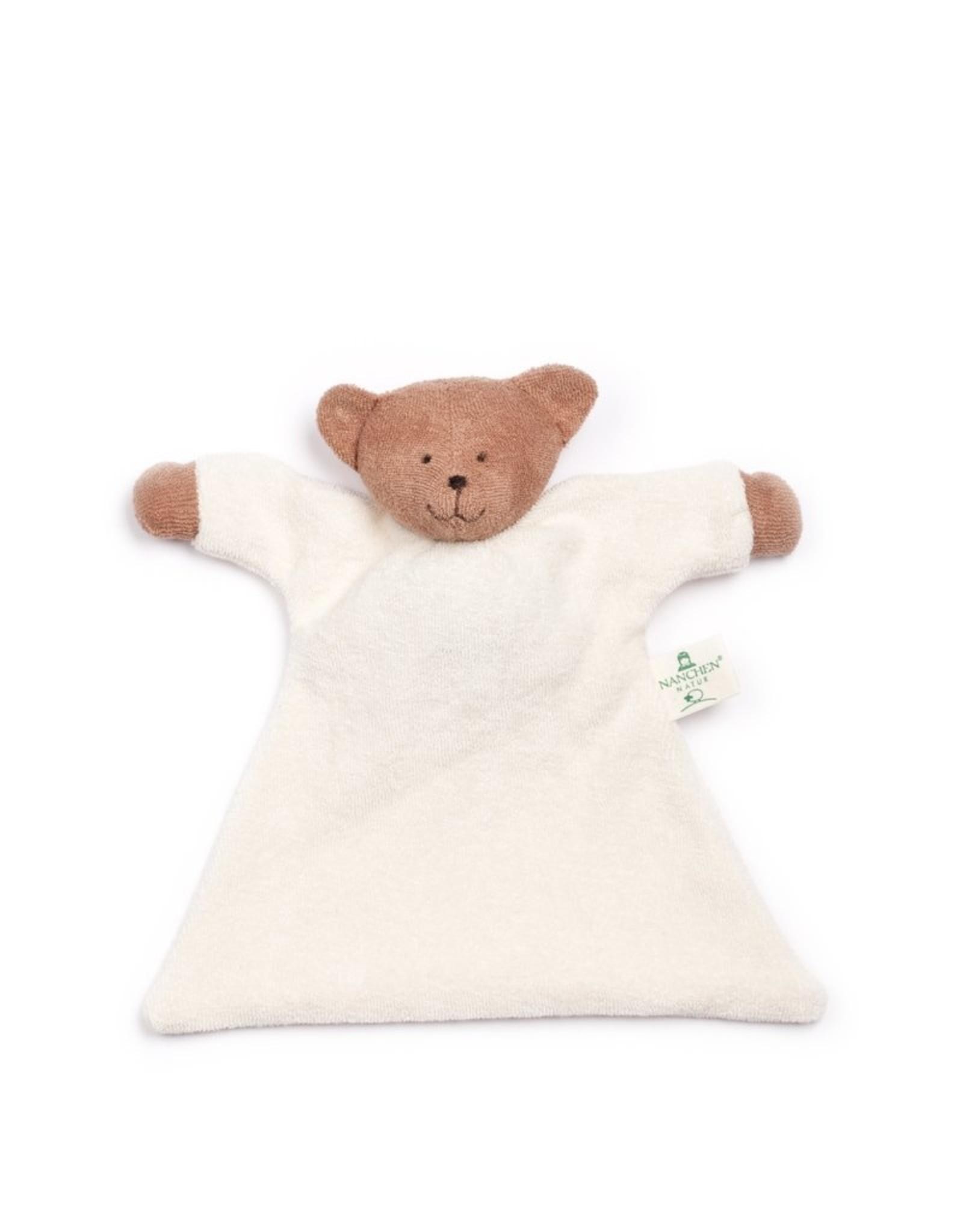 Nanchen Natur Baby Comforter Teddy