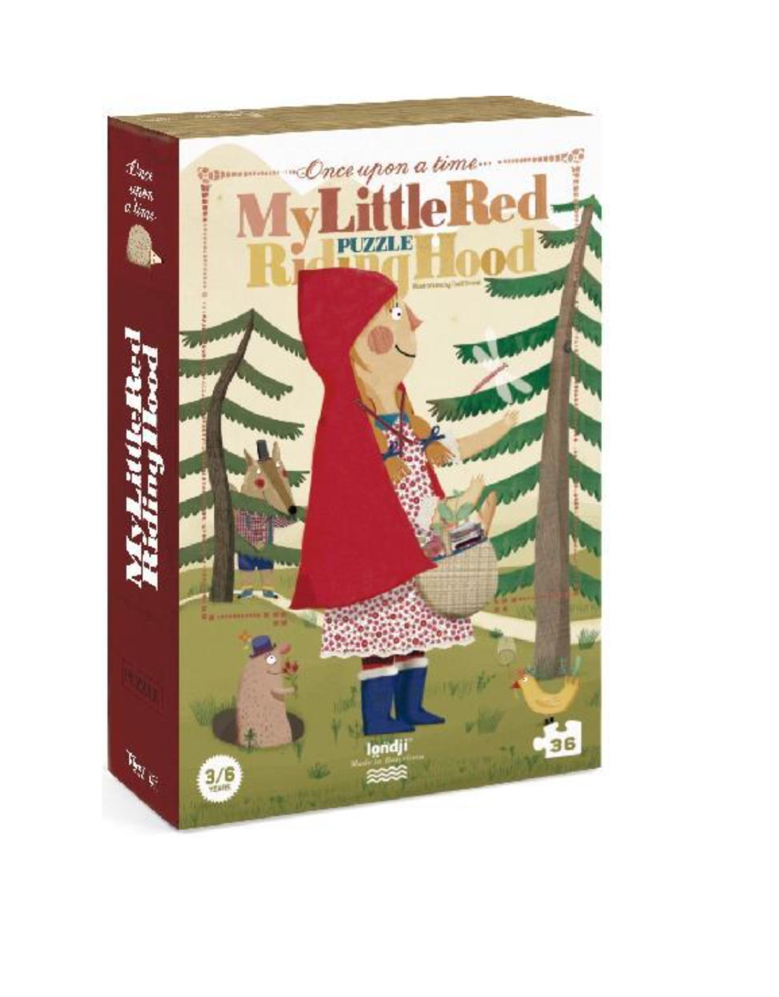 Londji Casse-tête My Little Red Riding Hood