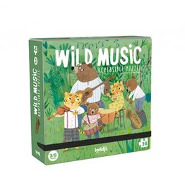 Londji Casse-tête Wild Music