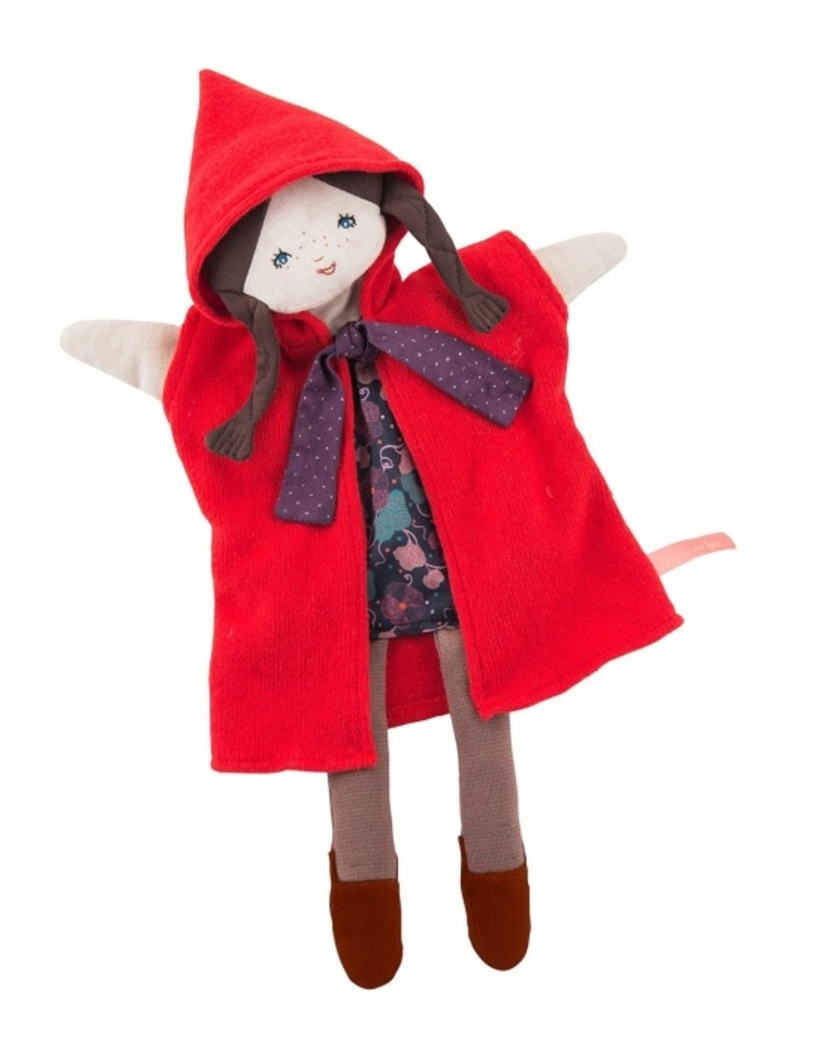 Moulin Roty Little Red Riding Hood Puppet