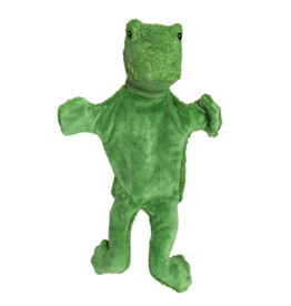 Senger Naturwelt Frog Hand Puppet