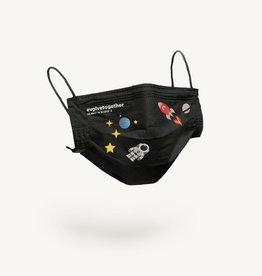 Evolvetogether Paquet de 30 masques pour enfants