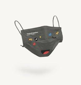 Evolvetogether Paquet de 7 masques pour enfants