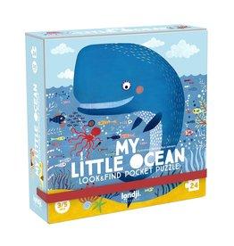 Londji Pocket Puzzle My Little Londji Pocket Puzzle My Little Ocean