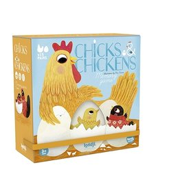 Londji Memo Chicks & chickens