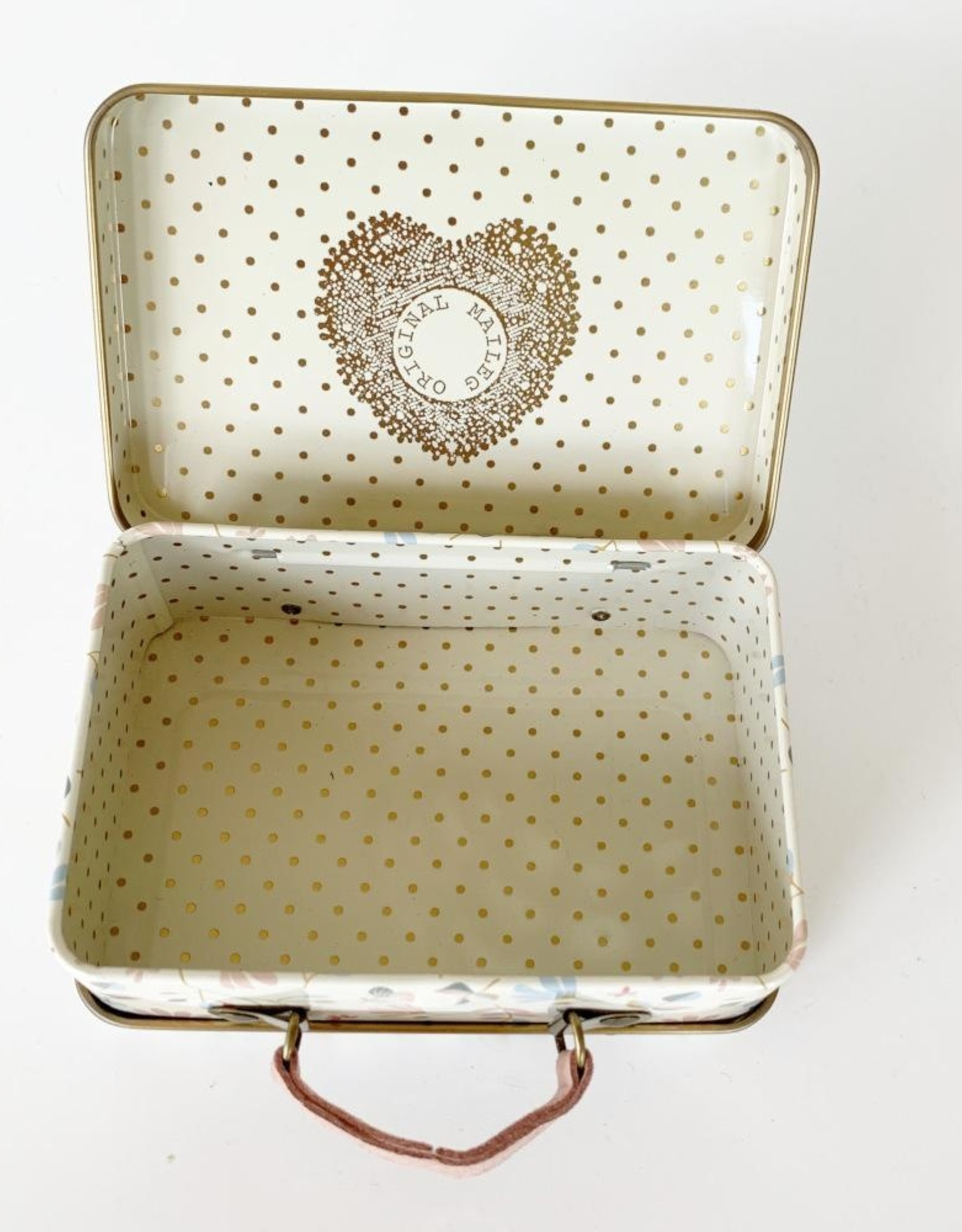 Maileg Suitcase & Cakes For Two