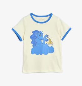 Mini Rodini T-shirt Nouilles et Licorne