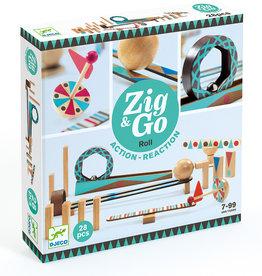 Djeco Zig & Go Roll